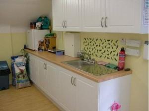 кухня для ретривера